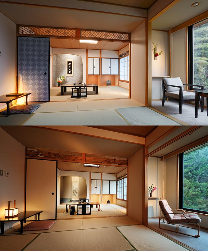 Special Japanese Room