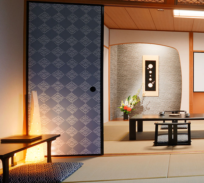 Special Japanese Room [KAMISHIMA]