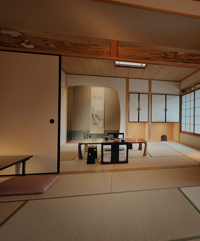 Special japanese room [Toshi]